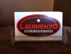 Laurienzo's Brick Oven Cafe