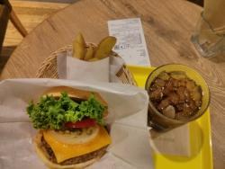 Freshness Burger Kawaramachi