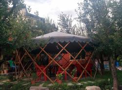 Oven in the Garden