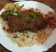 Swahili Plate