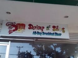 Shrimp n' Silog