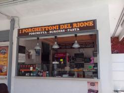 I Porchettoni Del Rione