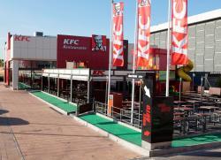 KFC Parque Sur