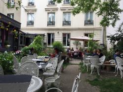 Hotel des Jardins Restaurant