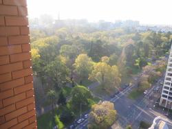 more views over the Fitzroy Gardens