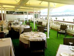 The Izarra Tamarises Restaurant (1st floor)
