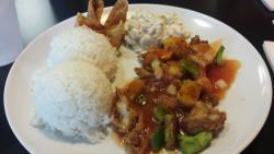 Alohana Hawaiian Grill