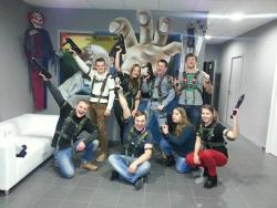 13 Rooms Laser Tag Salou