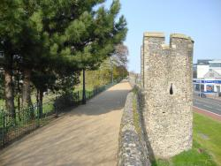 Canterbury City Walls