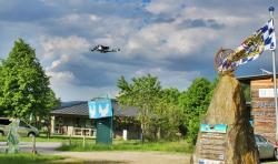 Weißwurstäquator Denkmal