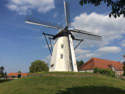 The White Mill (Witte Molen)