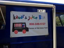 Kauai Juice Box