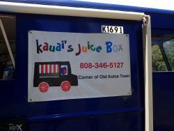 Kauai Juice Box