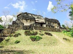 Ruinas de Uaxactún