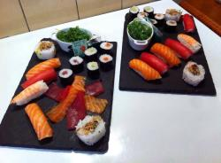 Cent sushis ... la boutique