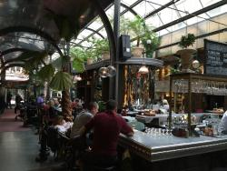 Brasserie Tures - Gallerian Hamngatan