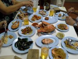 Seafood Buffet Chiangmai @ Changklan