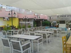El Paso Otel & Restaurant