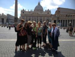 Rome Tour Guide (private tours)