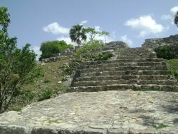 Piramide de Kinich Kak Moo