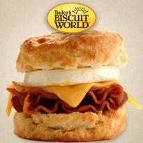 Tudor's Biscuit World