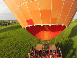 Virgin Balloon Flights - Kirkby Lonsdale near Whoop Hall