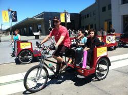 Cabrio Taxi Pedicabs
