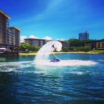Darwin Flyboarding