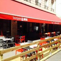 Burger & Wine Martiniere