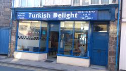 Turkish Delight Kebab