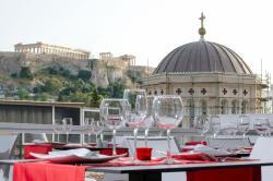 Athens Status Acropolis Restaurant