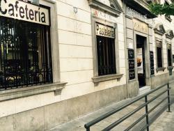 Cafeteria Puerta Bernina