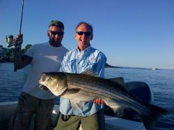 Seacoast New Hampshire Sportfishing