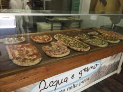 ‪Acqua e Grano - Pizza Take Away‬