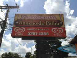 Restaurante Rancho De Palha