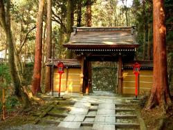 Kitayama Honzanji Temple