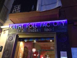 Kathi Roll Factory