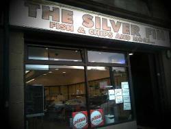 The Silver Fin