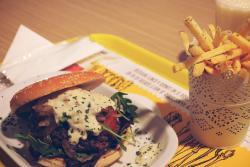 Hamburger Real
