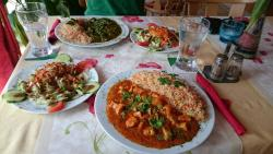 Shanti indisches Restaurant