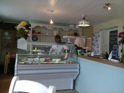 The Red Door Coffee Shop & Deli