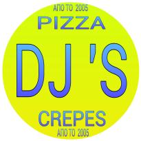 DJ's Pizza-Crepes