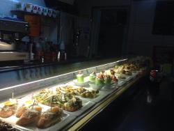Bar Cafeteria Tony