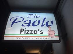 Pizzeria Zio Paolo