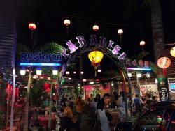 Paradise Seafood Restaurant