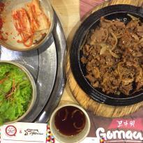 Gomawo Korean Grill & Restaurant