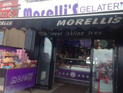 Morellis Ice Cream and Coffee