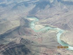 Grand Canyon mit Colorado River