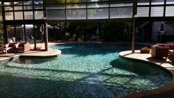 Rydges pool area