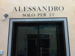 Alessandro Solo per 21
